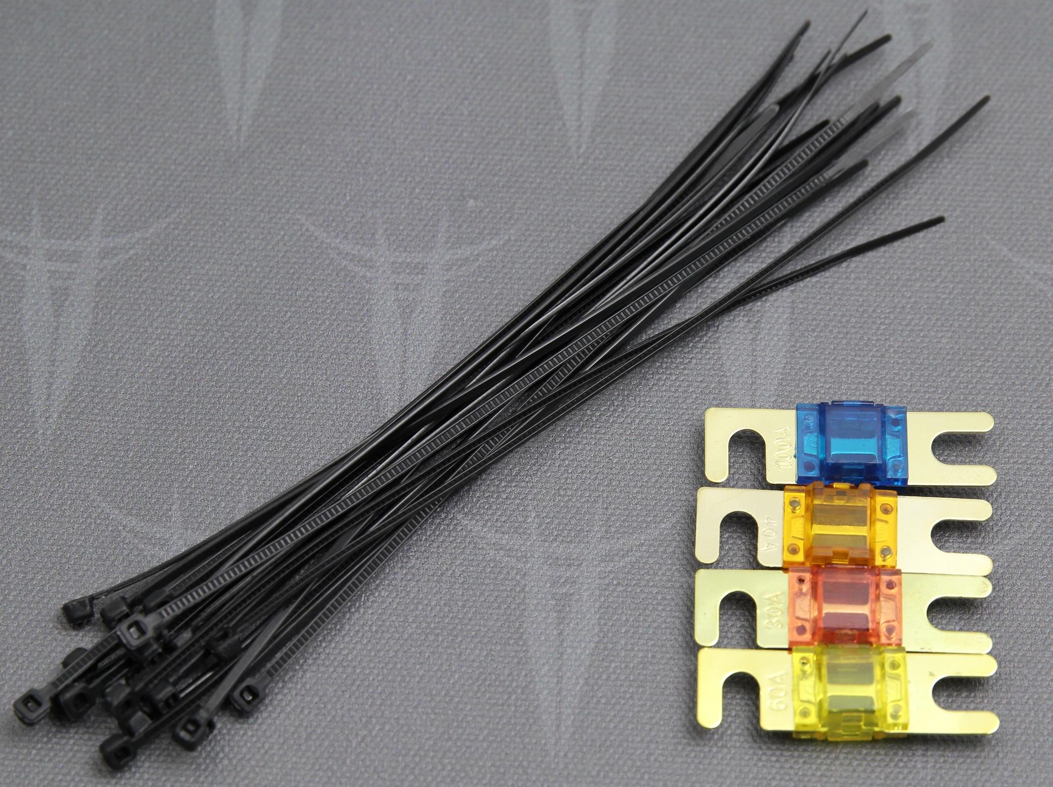 tacotunes TXD Amplifier Installation Kit - Oxygen Free Copper - Taco ...