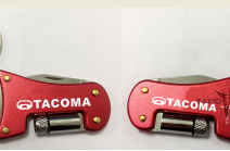 Toyota Tacoma Key Chain Bottle Opener