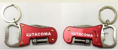 Toyota Tacoma Key Chain Bottle Opener
