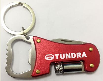 Toyota Tundra Key Chain Flashlight Bottle Opener