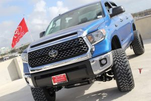 Toyota Tundra CrewMax 2018 Stereo System Upgrade
