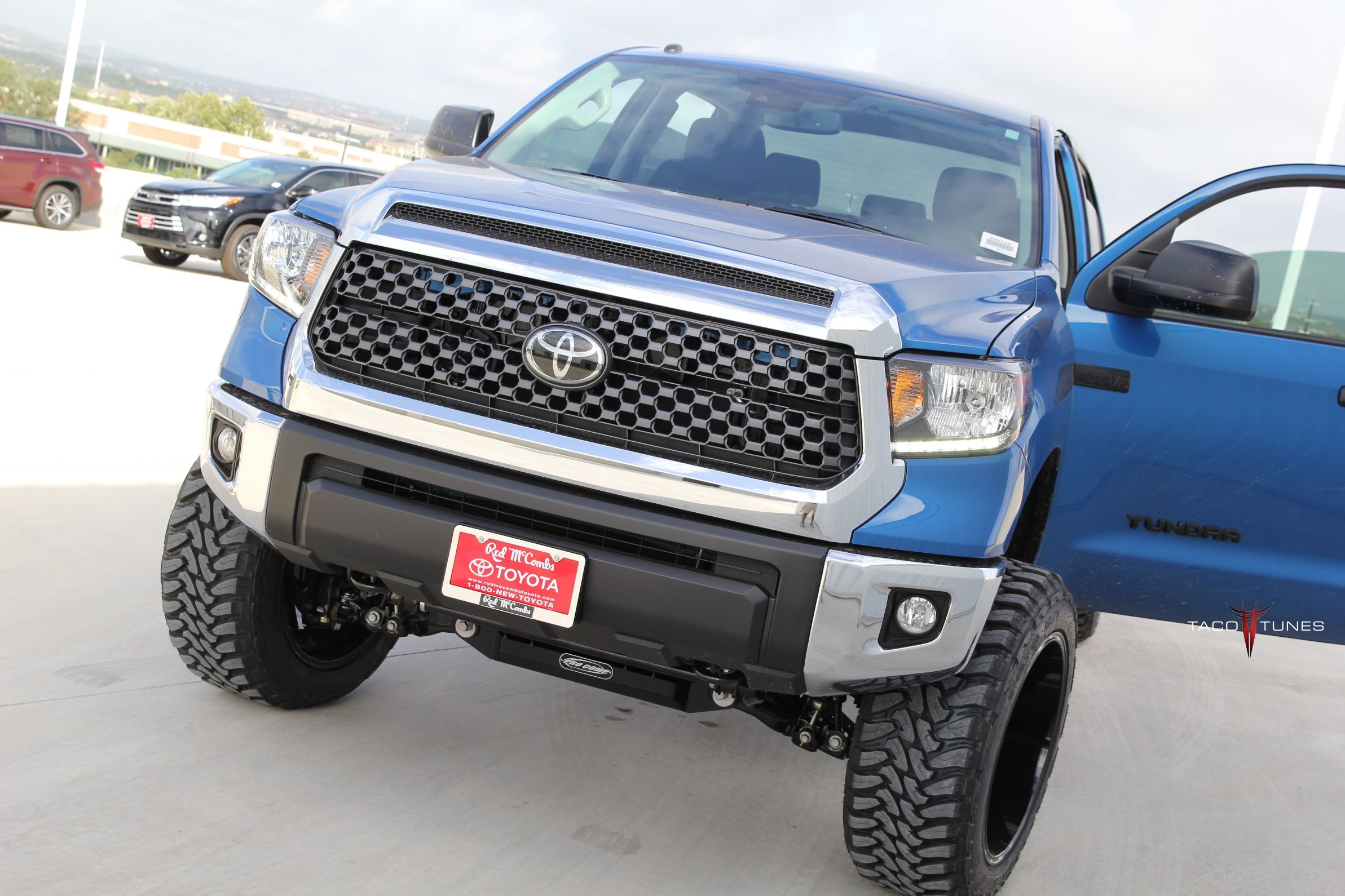 2018 Toyota Tundra Crewmax System 1b Plug And Play Audio