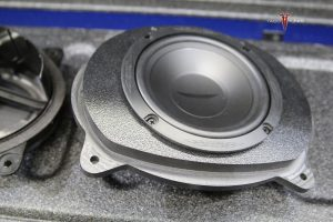 Toyota Tundra CrewMax 2018 Stereo System Upgrade