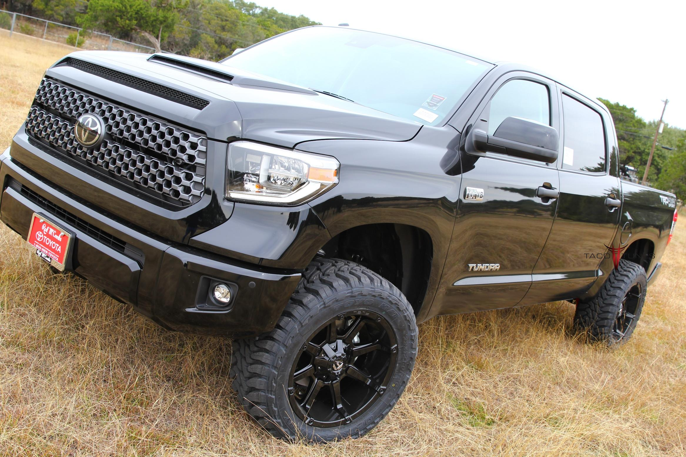 2018 toyota tundra trd sport 4x4 15 taco tunes toyota audio solutions. Black Bedroom Furniture Sets. Home Design Ideas