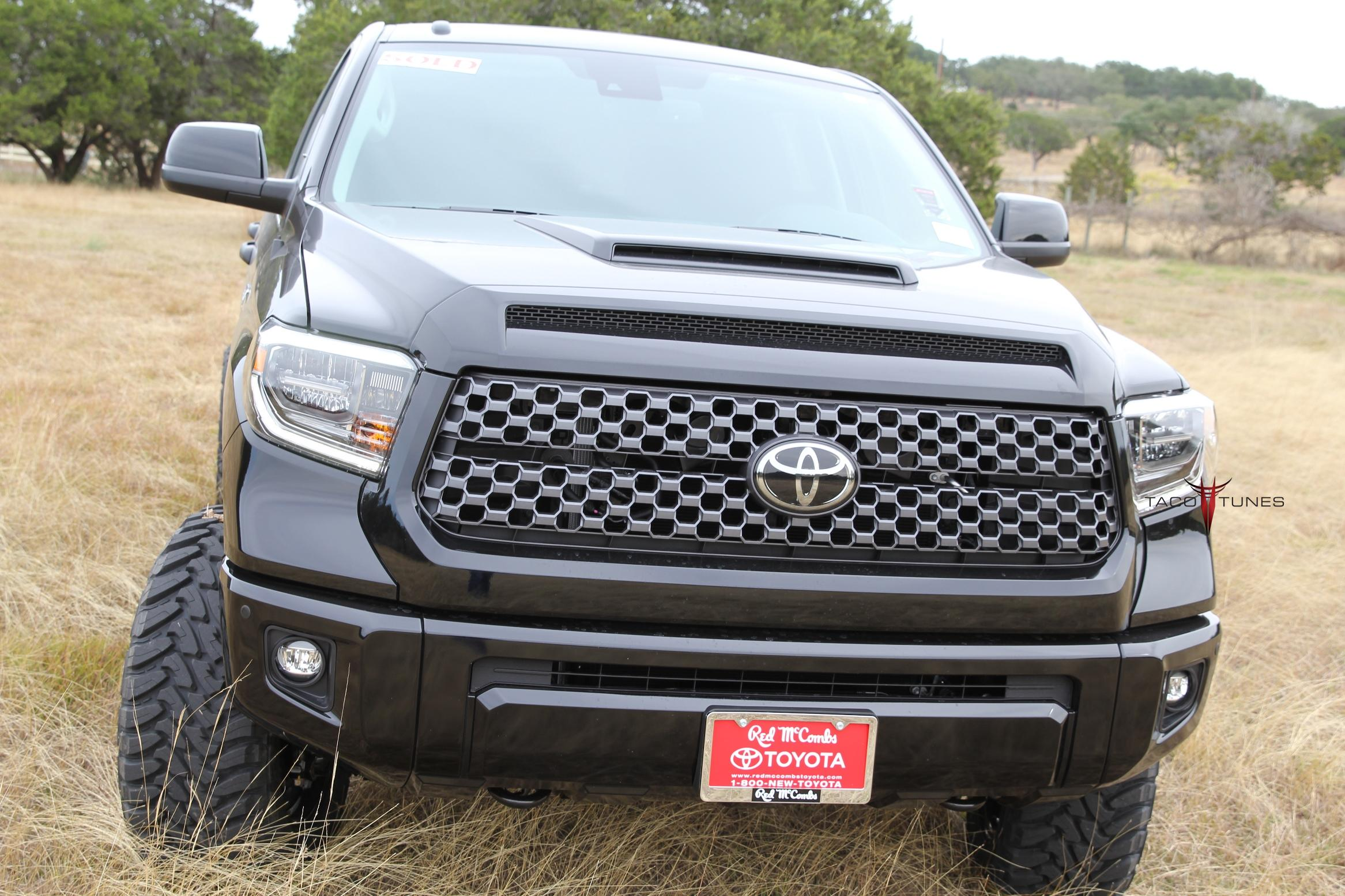 2018 toyota tundra trd sport 4x4 9 taco tunes toyota audio solutions. Black Bedroom Furniture Sets. Home Design Ideas