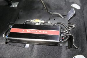 TXD8005 5 Channel amp and our exclusive Tundra Amp Rack
