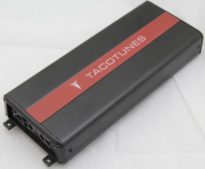 tacotunes TXD8005 5 channel amplifier