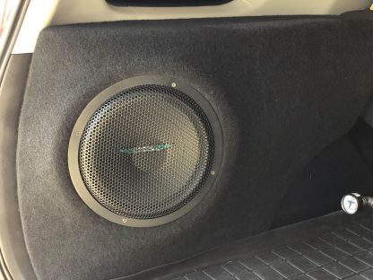 Toyota 4Runner Subwoofer Box