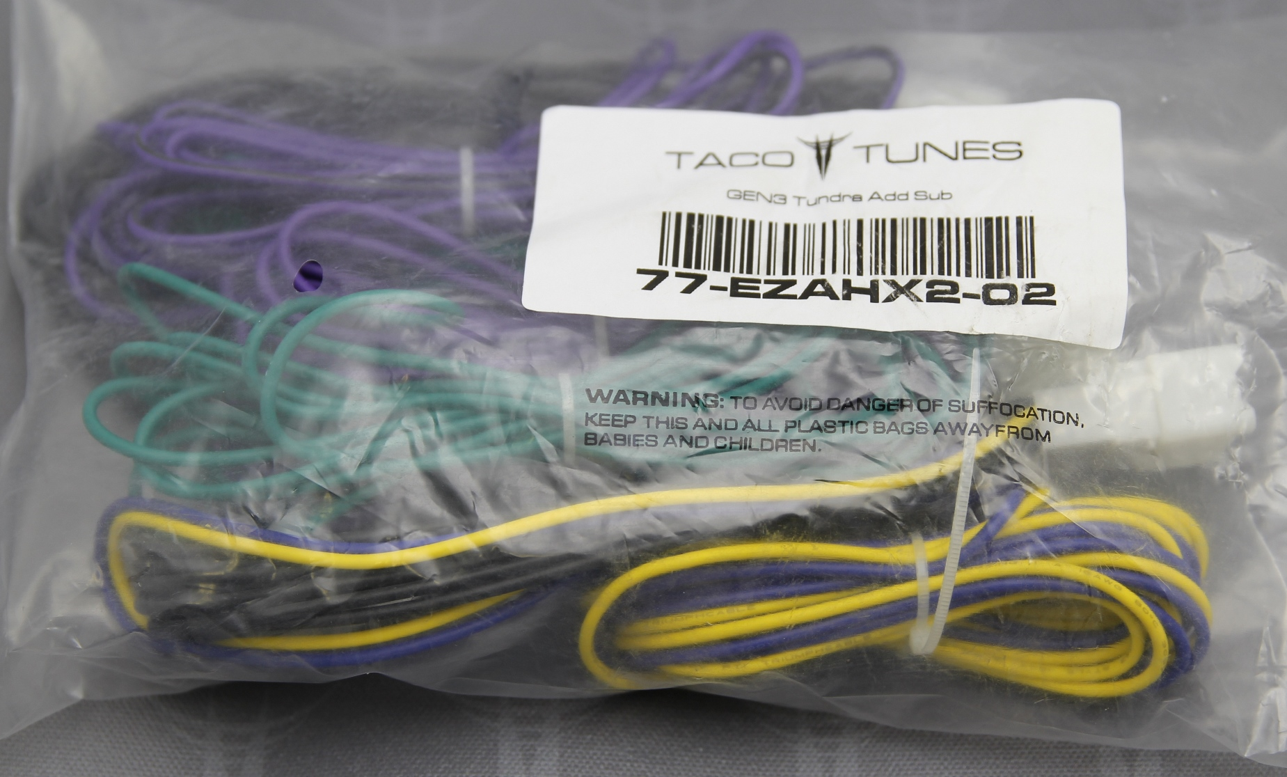 2014 2020 toyota tundra add a subwoofer plug and play toyota wiring color codes 2014 tundra wiring harness wiring library
