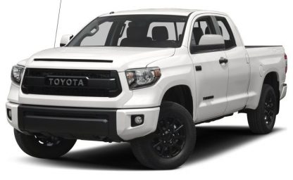 Toyota Tundra Double Cab Stereo System