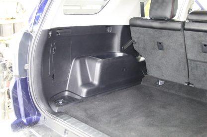 Toyota 4Runner Subwoofer Box fiberglass enclosure 12 inch