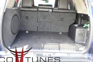 Toyota 4Runner Subwoofer Box Ported Fiberglass 12