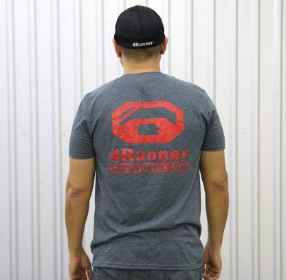 Toyota 4Runner T-Shirt Back