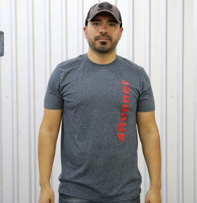 Toyota 4Runner T-Shirt Front