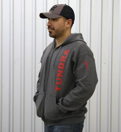 Toyota Tundra Sweatshirt Full Hooded Design
