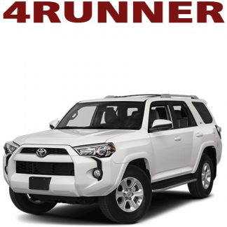 4Runner Audio Upgrade Products - Complete Systems & DIY Parts