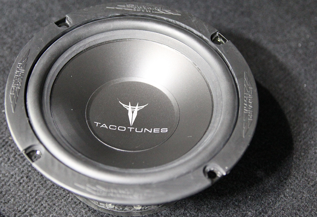 Toyota 4Runner Component Speakers