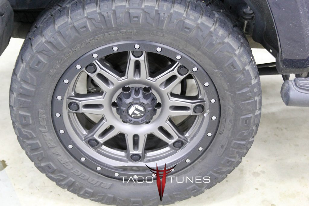 Toyota 4Runner Fuel Wheels