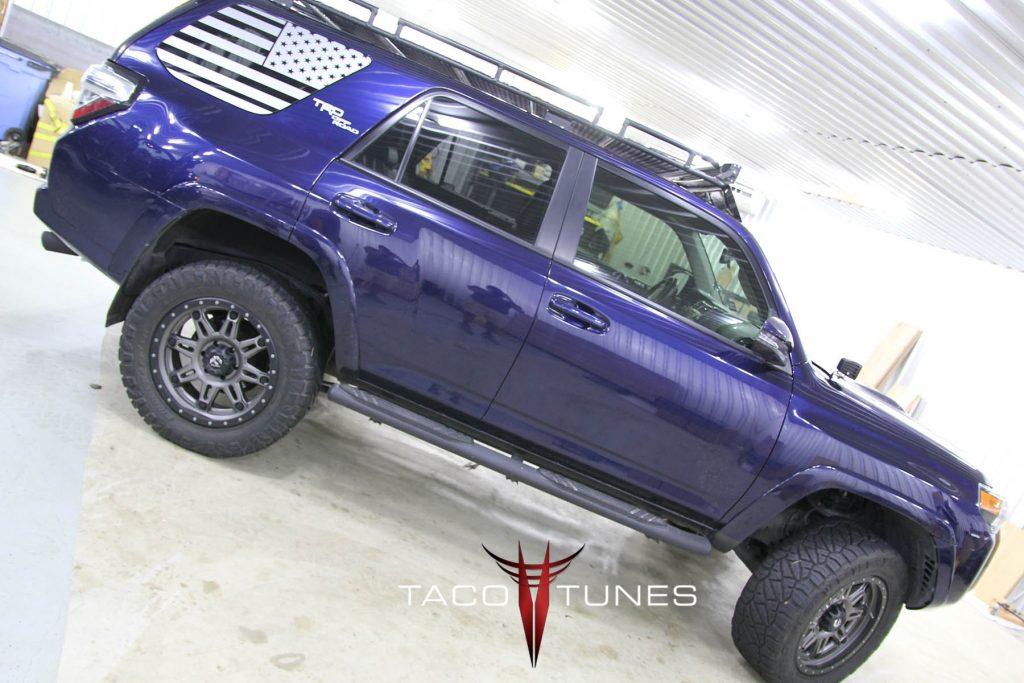 Toyota 4Runner Stereo System Upgrade 2010-2020