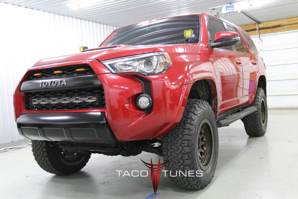 Toyota 4Runner Stereo System upgrade subwoofer speakers