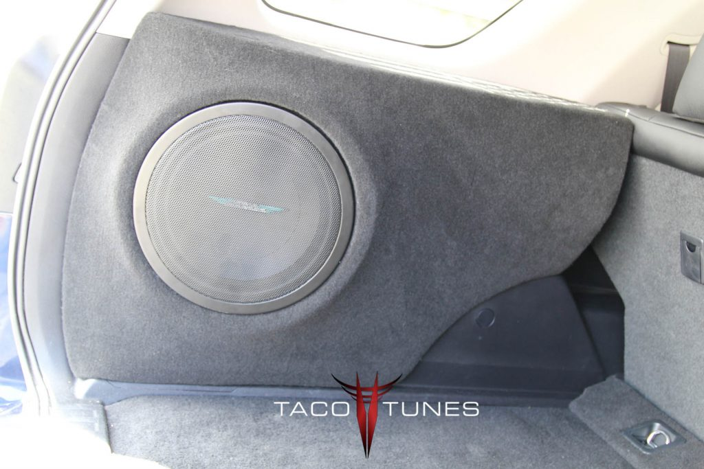Toyota 4runner Subwoofer box 2010-2010