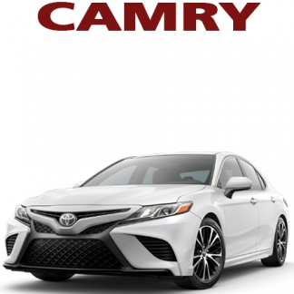 Toyota Camry Audio Upgrade Products