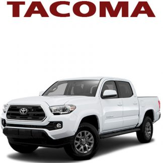 Toyota Tacoma Audio Products
