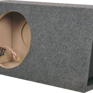 12 inch ported subwoofer box