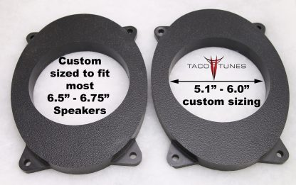 Toyota Avalon Speaker Adapters 6_5 6._75