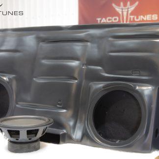 Toyota Tundra Fiberglass Subwoofer Box